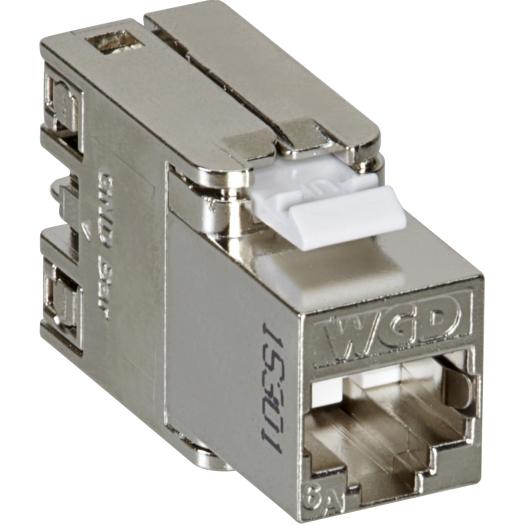 RJ45 Modul Cat.6A REDi-way