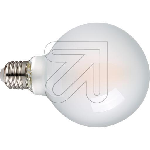 LED-Filament-Globelampe G95 E27, 6W,800lm,2700K-ww