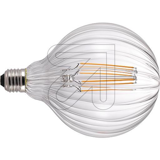 LED-Filament-Globelampe E27,2W,150lm,2200K-ww