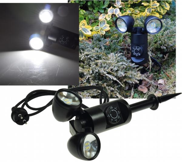 LED Gartenleuchte CT-GS Sens DUO