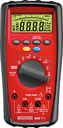 Digital-Multimeter MM 7-1