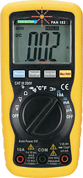 Digitalmultimeter MM 183
