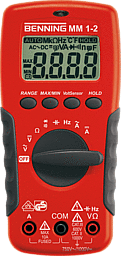 Digital-Multimeter MM 1-2