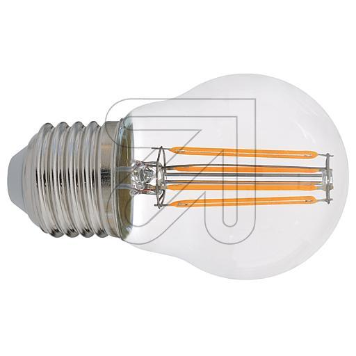 LED-Filament-Tropfenlampe E27,4,5W, 490lm, 2700K-ww