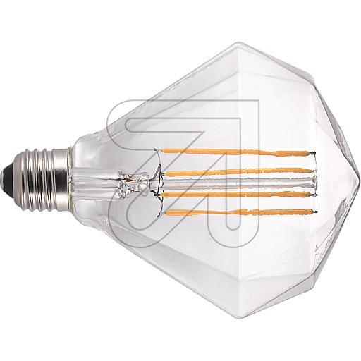 LED-Filament-Dekolampe E27, 2W,150lm,2200K-ww
