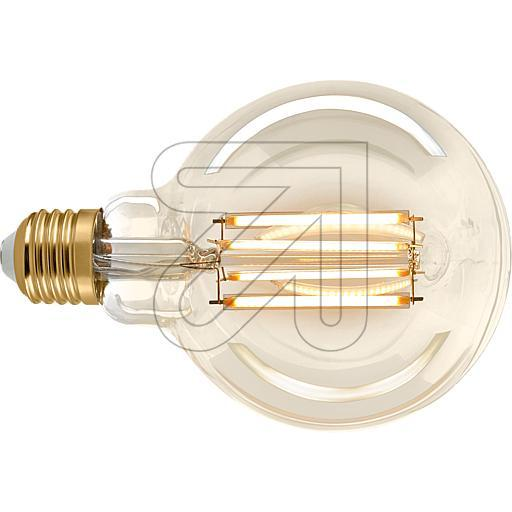LED-Filament-Globelampe 95 E27,dimmbar, 7W,720lm,2400K-ww